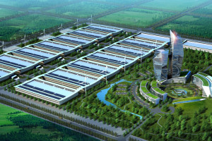 China Mobile – Hohhot Data Center
