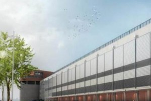 Equinix PA4 Data Center – Paris, France